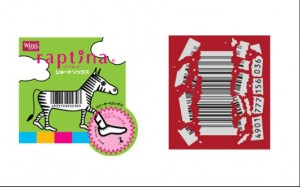 Customised Barcodes