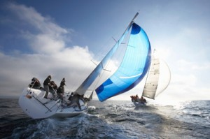 Barcodes in sailing