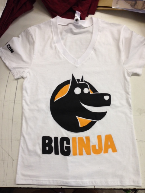Big Inja T - ladies sample