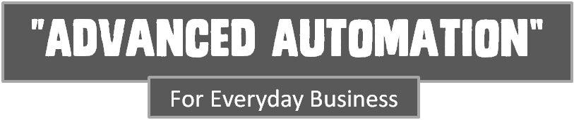 Advanced Automation