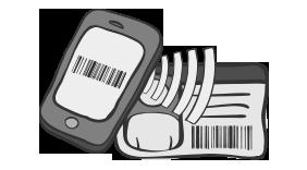 Big Inja - Barcode Scanning smartphone