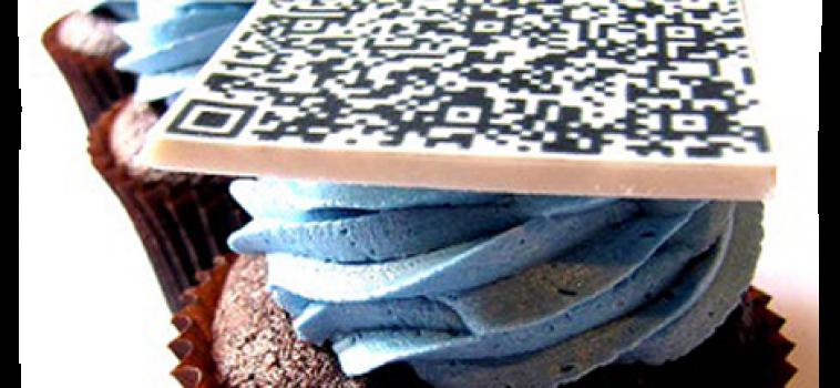 EDIBLE barcodes