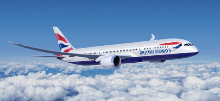 Electronic Baggage Tags for BA