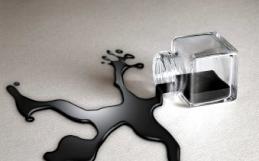 Ink bleed kills barcode