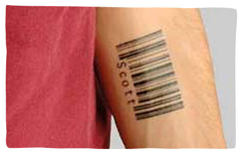 Barcode your BABY