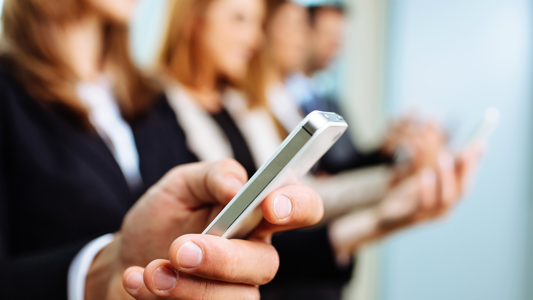 A Mobilised Workforce: It's now a customer requirement